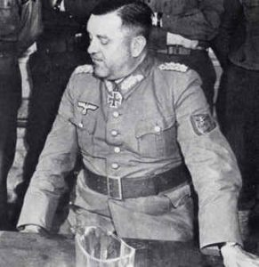 General Dietrich von Choltitz