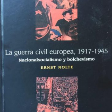 Guerra Civil Europea 1917-1945